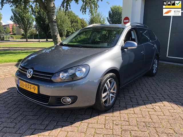 Volkswagen Golf Variant 1.2 TSI Highline BlueMotion/Navi/AUX/Cruise-C/Climate-C/Trekhaak/Dealer onderhouden