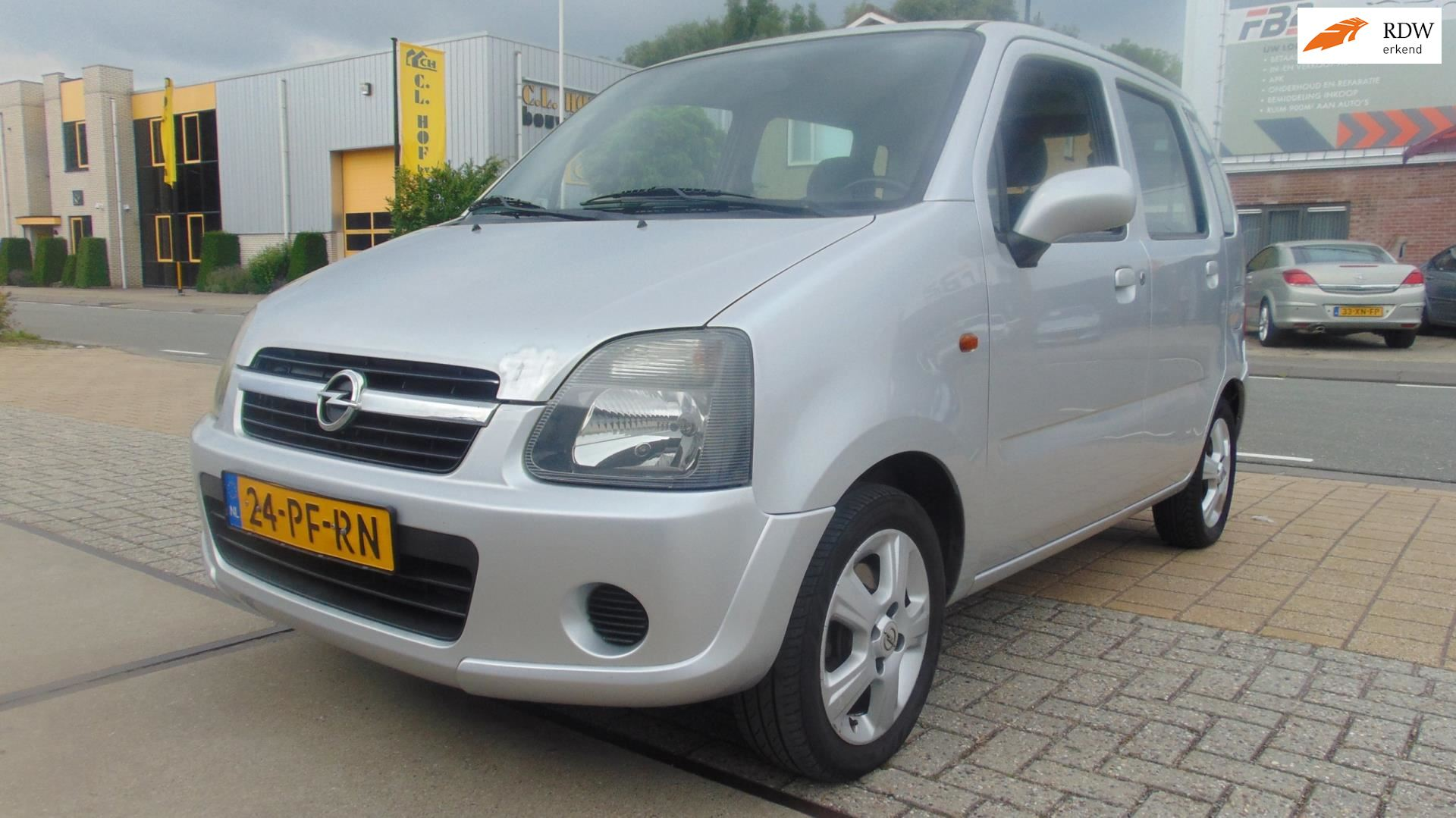 Opel Agila occasion - FB2 Cars