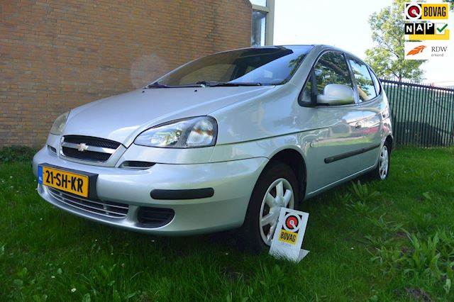 Chevrolet Tacuma 1.6-16V Spirit*airco*bluetooth*aux/usb