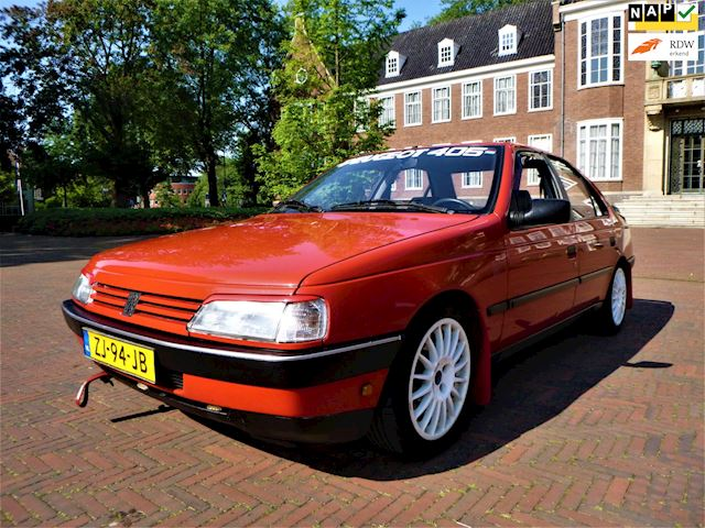 Peugeot 405 occasion - C and D Auto's