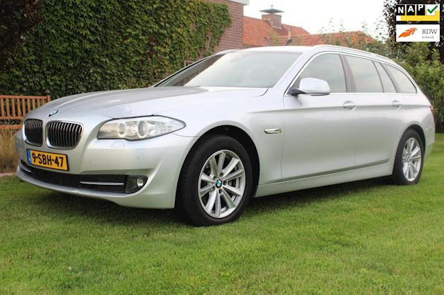 BMW 5-serie Touring occasion - Veldhuizen Dealer Occasions