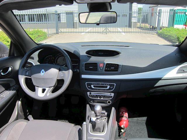 Renault Mégane coupé cabriolet 1.6-16V Dynamique Luxe LEDER PDC WHITE PEARL!!