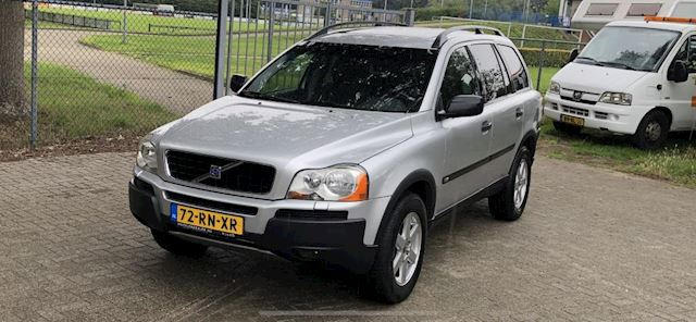 Volvo XC90 2.4 D5 Exclusive leder int.