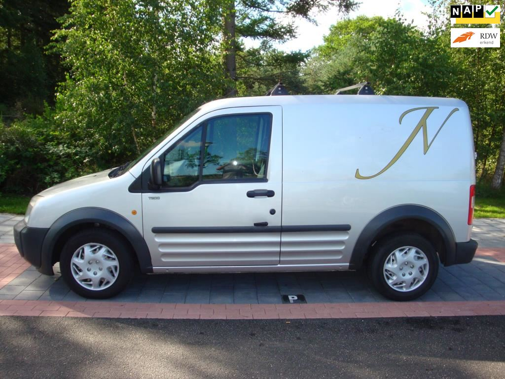 Ford Transit Connect occasion - De Basis Auto