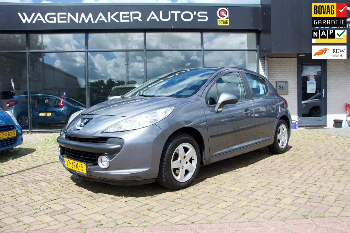 Peugeot 207 occasion - Wagenmaker Auto's