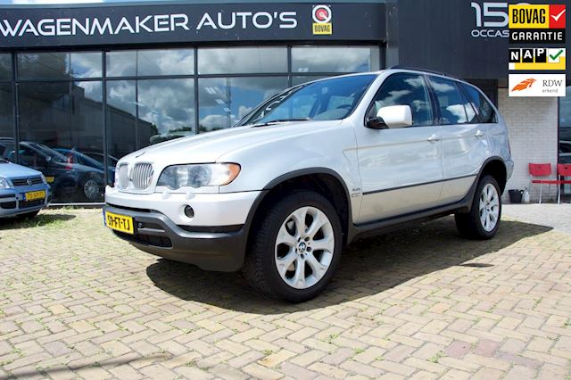 BMW X5 4.4i Executive|Clima|Cruise|NAVI|PANO|M-PAK|DealerOH!