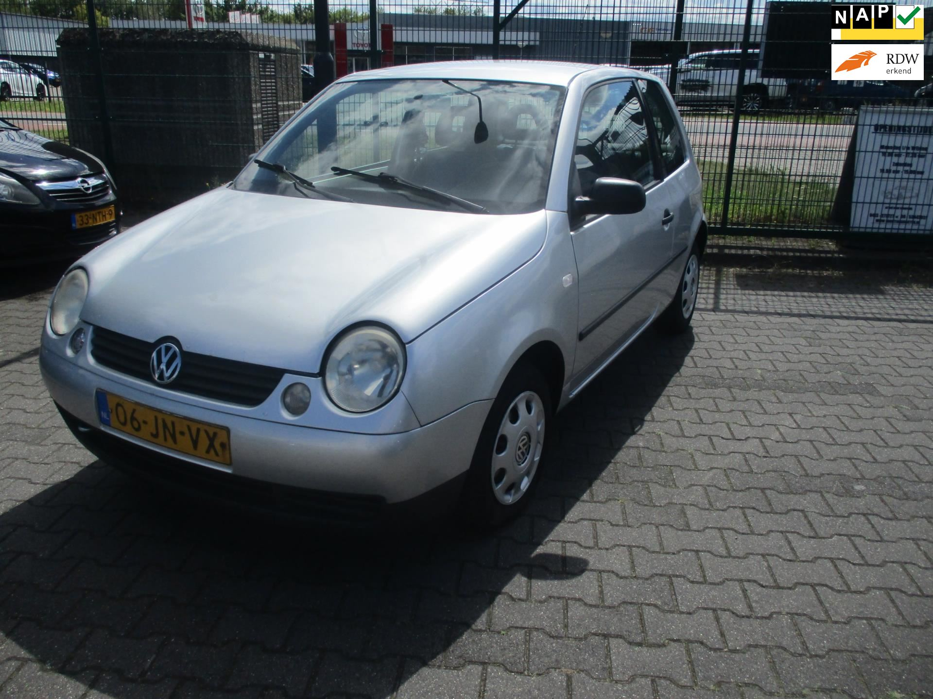 Volkswagen Lupo occasion - Harry Jakab Auto's