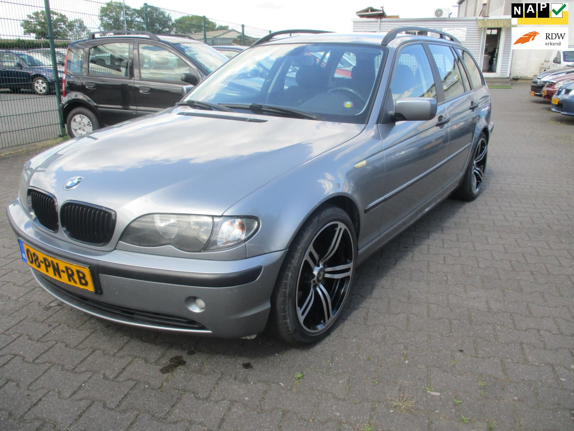 BMW 3-serie Touring occasion - Harry Jakab Auto's