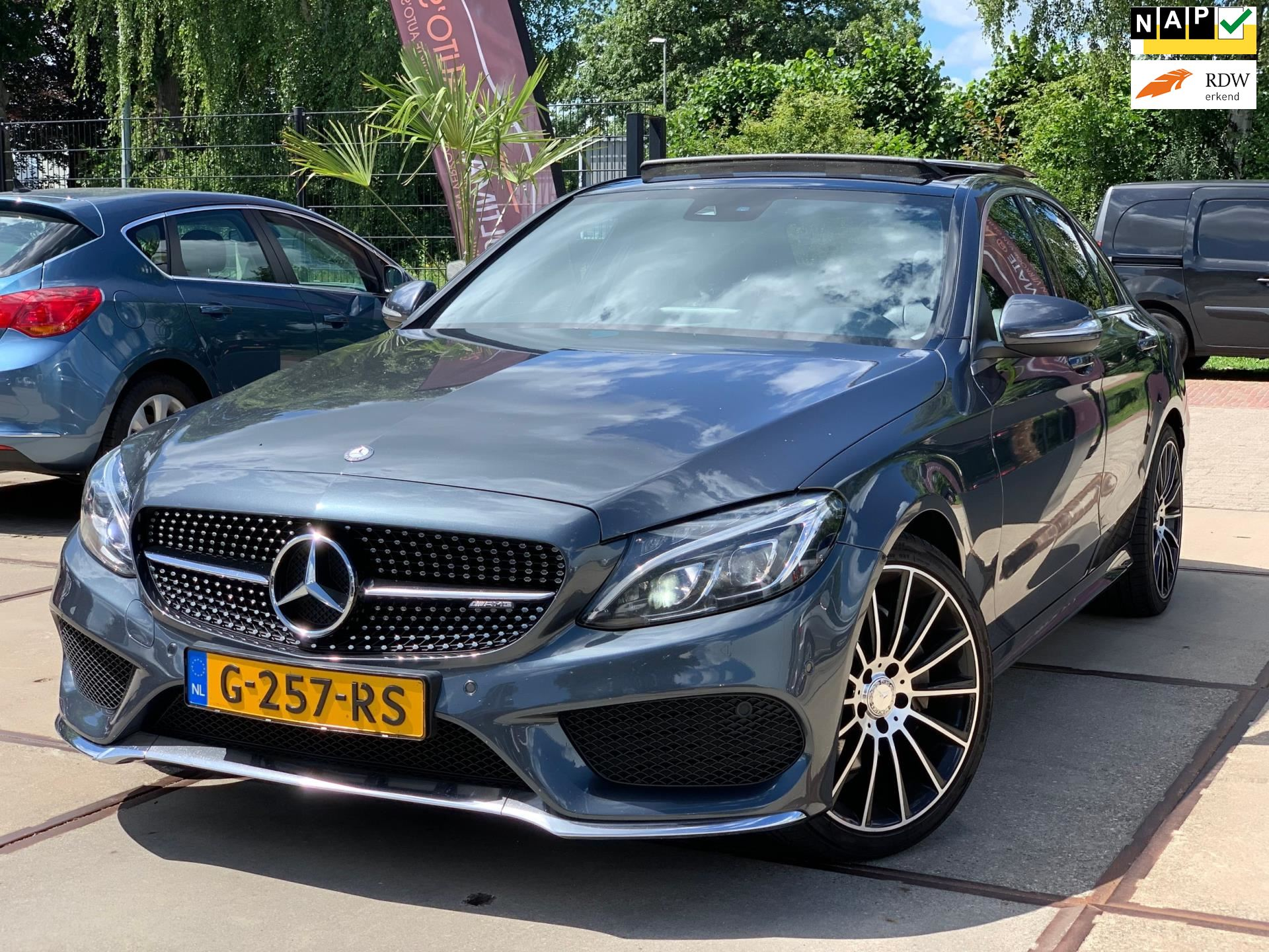 Mercedes-Benz C-klasse occasion - Ultimate Auto's