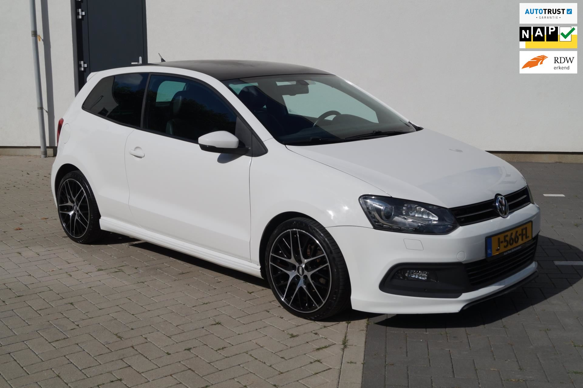 Volkswagen Polo occasion - Auto Plaza Badhoevedorp