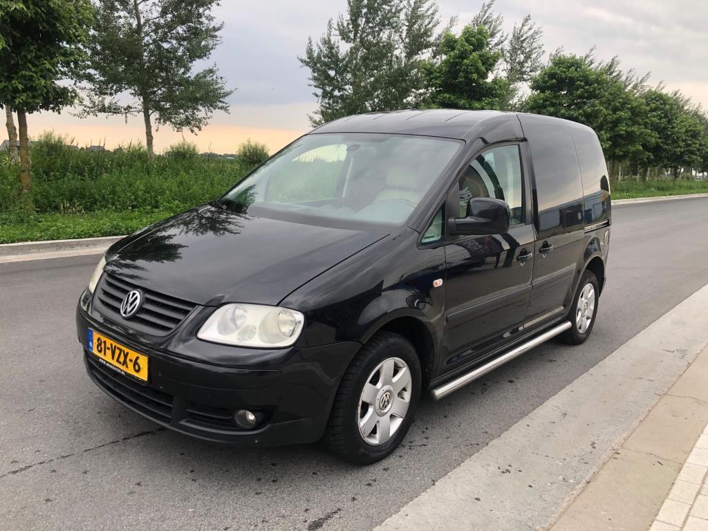 Volkswagen Caddy occasion - Adak Auto's