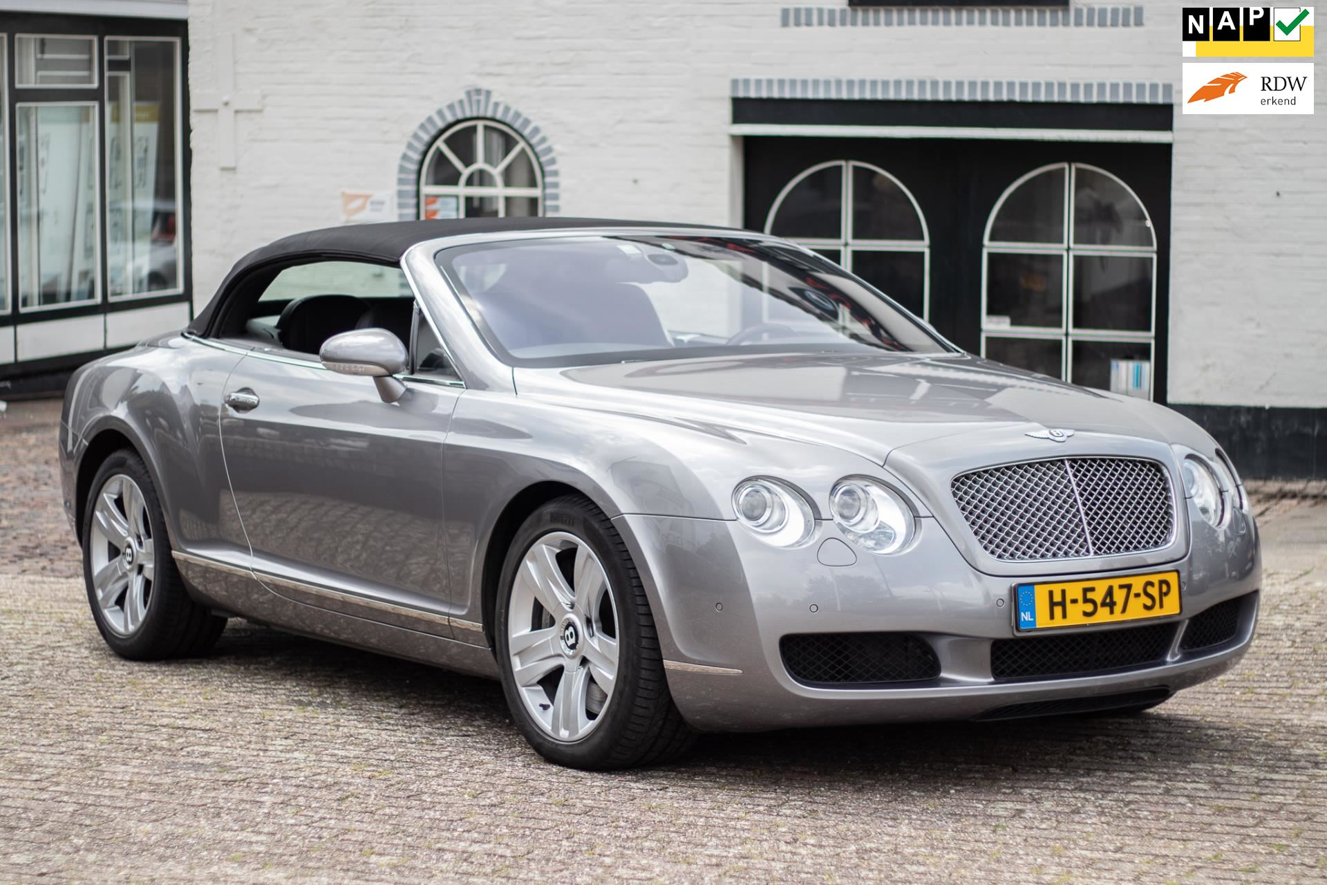 Bentley Continental GT occasion - Impala Automotive