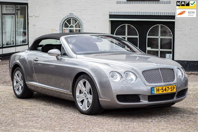 Bentley Continental GT 6.0 W12 GTC
