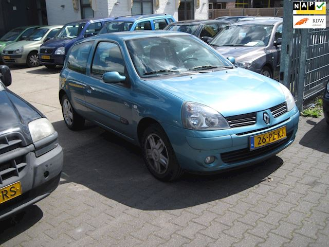 Renault Clio 1.2-16V Authentique Comfort