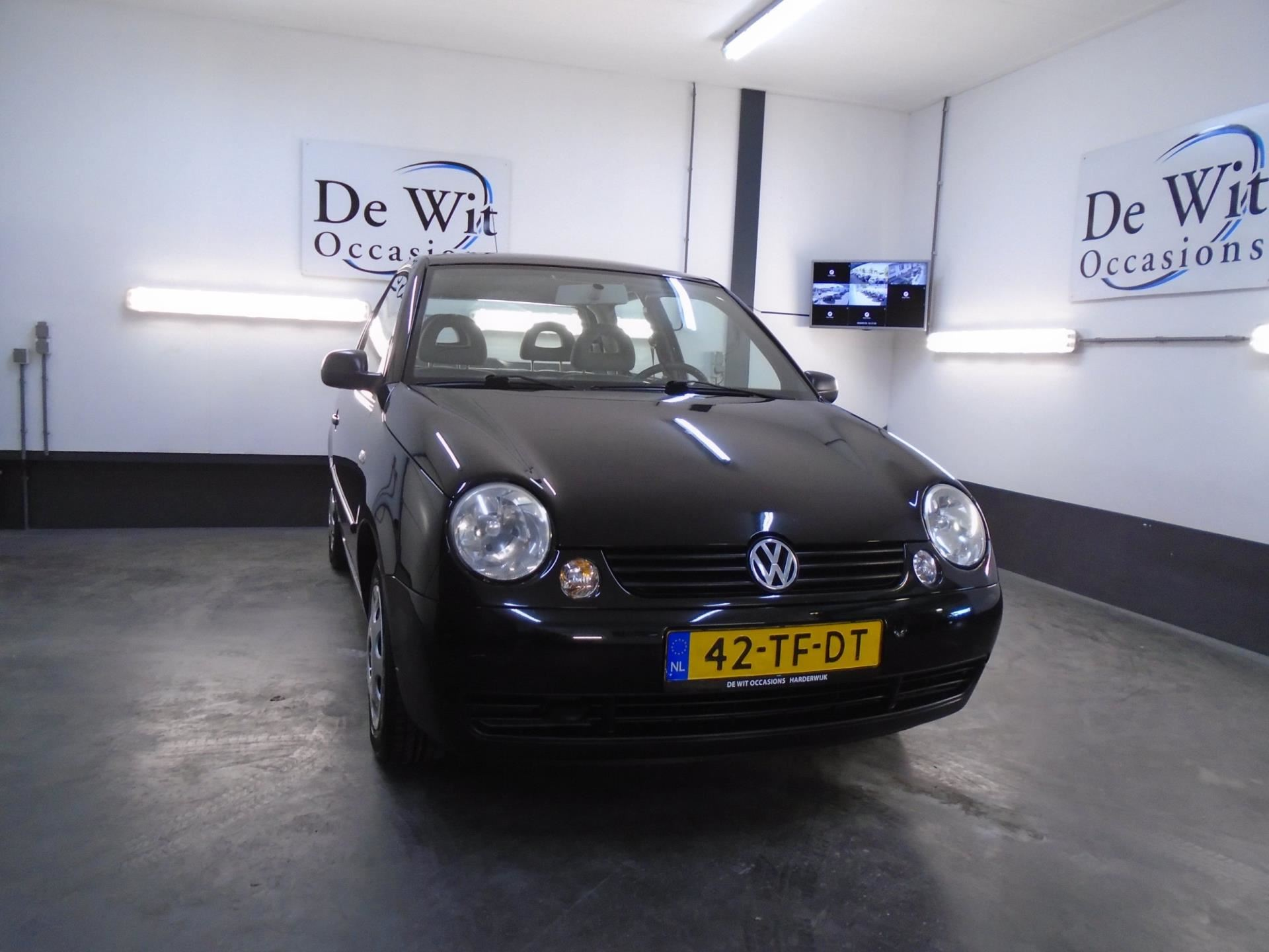 Volkswagen Lupo occasion - De Wit Occasions