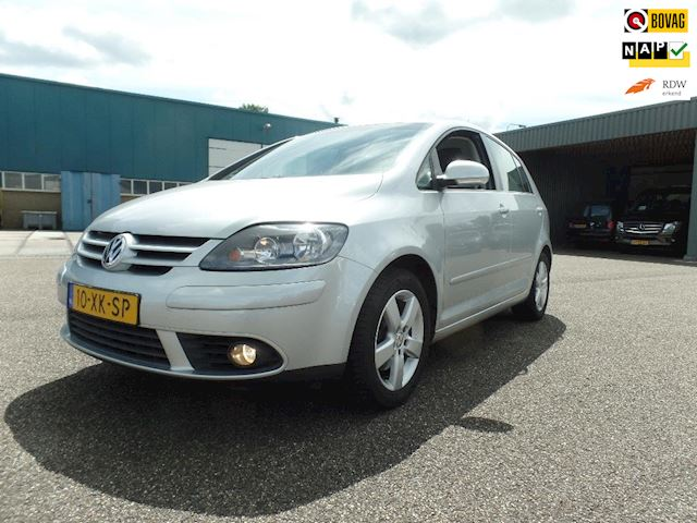 Volkswagen Golf Plus 1.6 FSI Optive 3