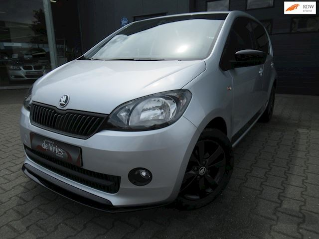 Skoda Citigo 1.0 Ambition Monte - Carlo Edition 75 Pk / Lmv / Privacy glass / Airco / Pdc
