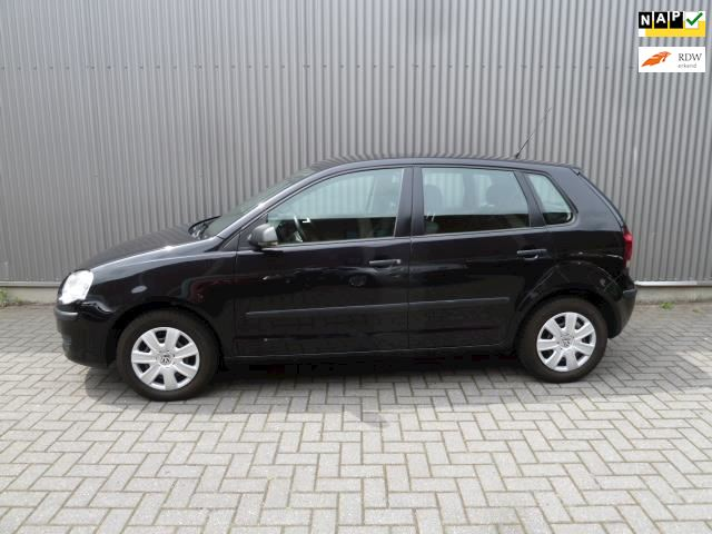 Volkswagen Polo 1.2 Easyline/5drs/airco/audio.