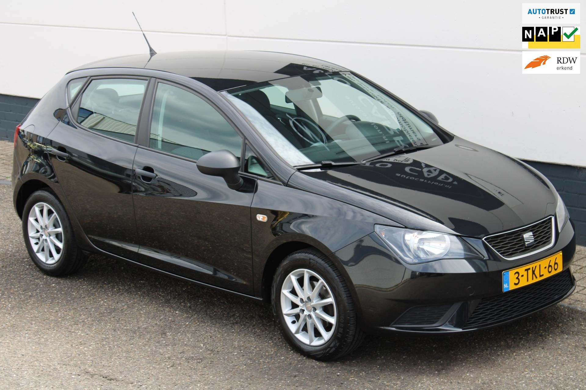 Seat Ibiza SC occasion - CARRION