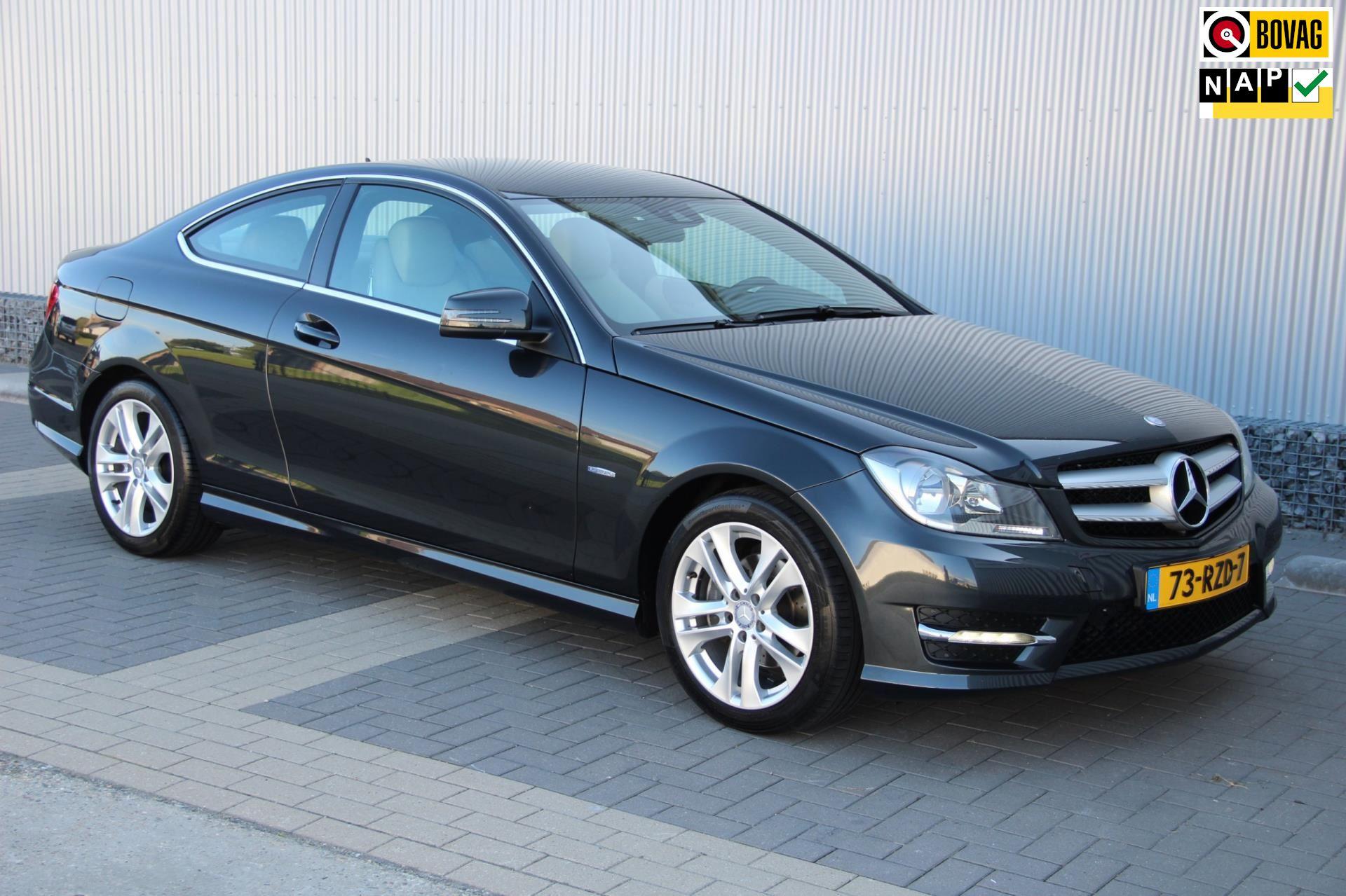 Mercedes-Benz C-klasse Coupé occasion - BF Auto's