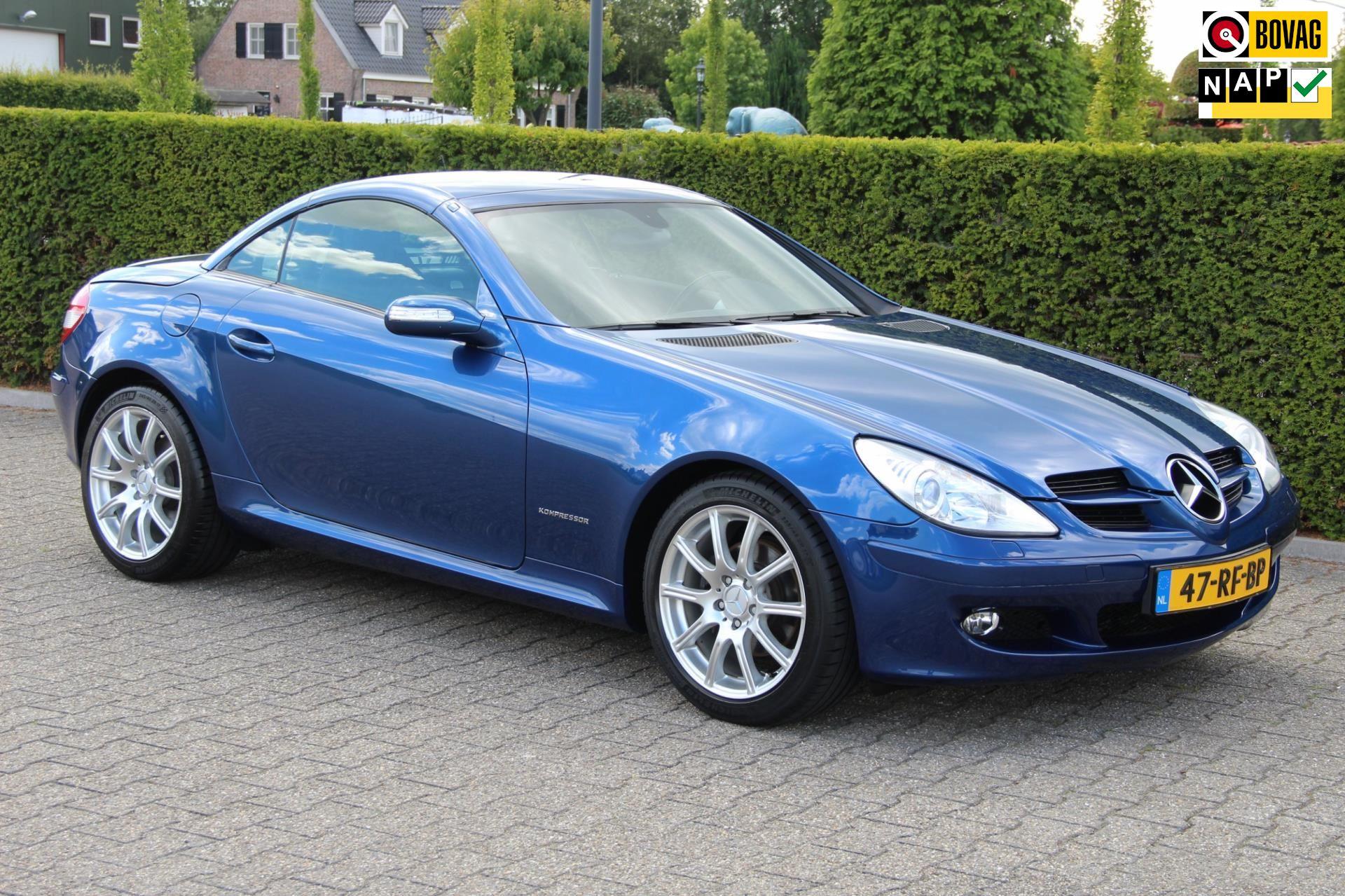 Mercedes-Benz SLK-klasse occasion - BF Auto's