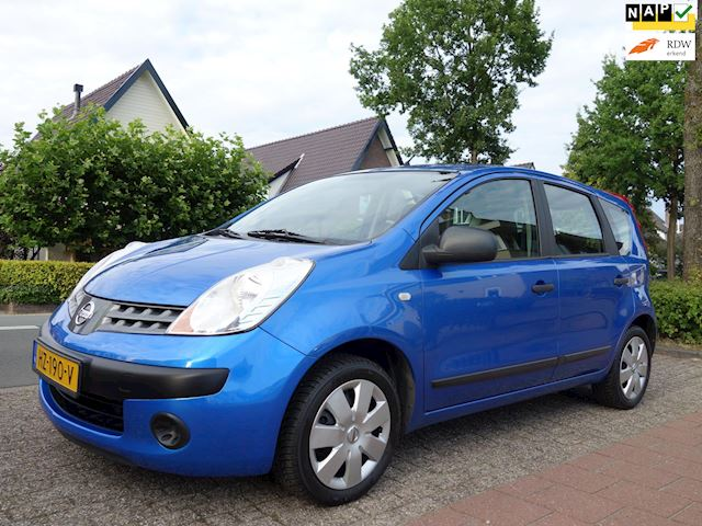 Nissan Note 1.4 Pure Airco/trekhaak/APK.