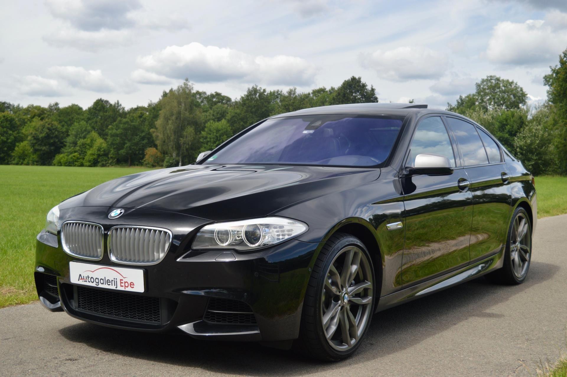 BMW 5-serie occasion - Autogalerij Epe