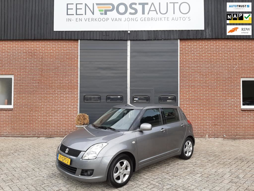Suzuki Swift occasion - Een Post Auto