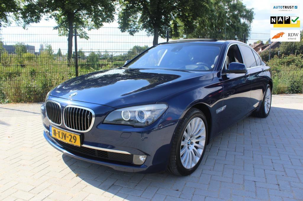 BMW 7-serie occasion - DAAN Automotive
