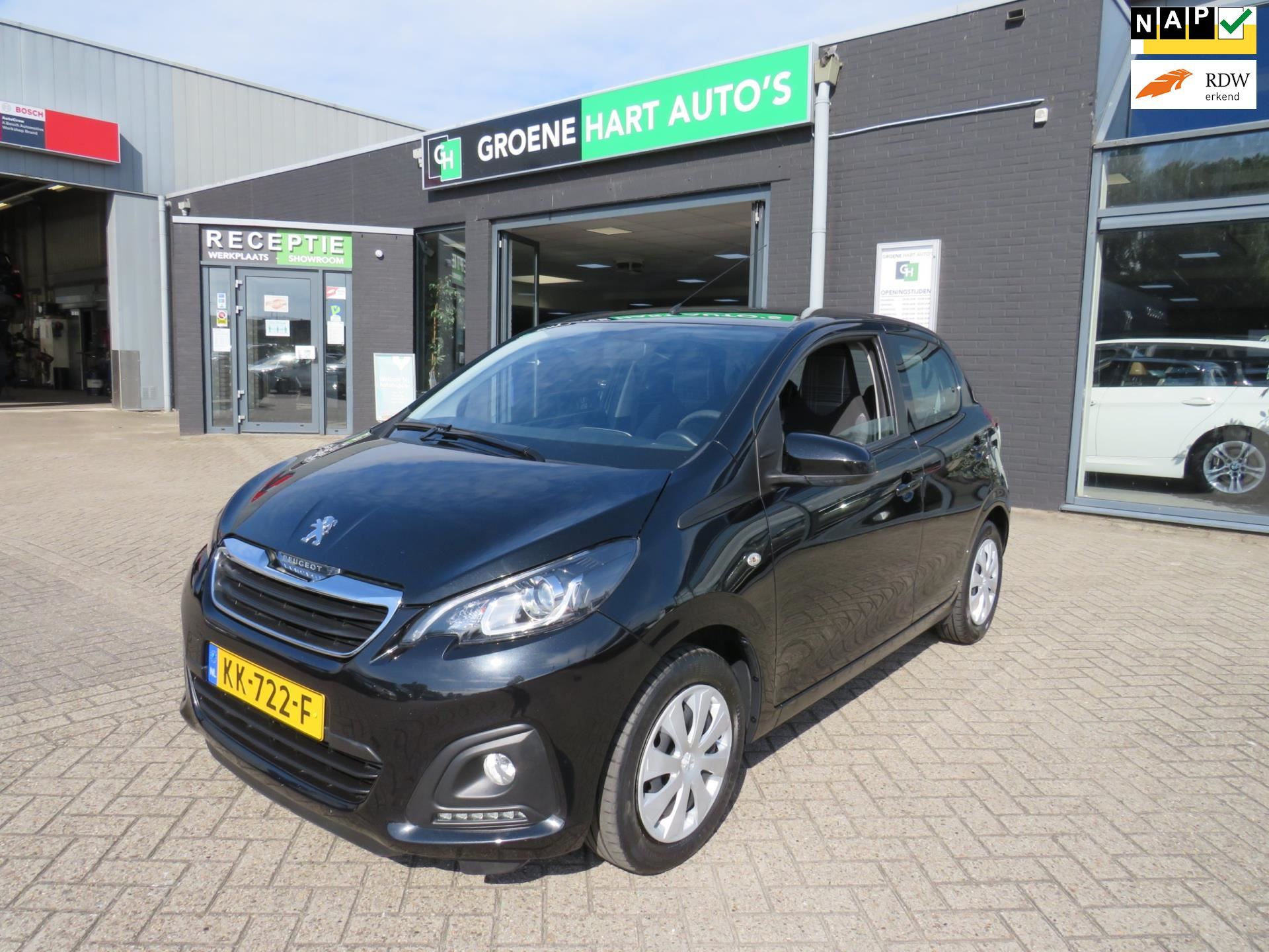 Peugeot 108 occasion - Groene Hart Auto's