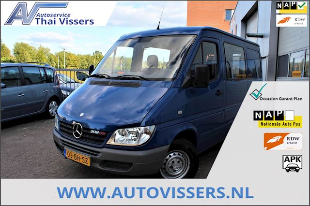 Mercedes-Benz Sprinter Automaat Rolstoelbus Airco NW Apk Marge auto