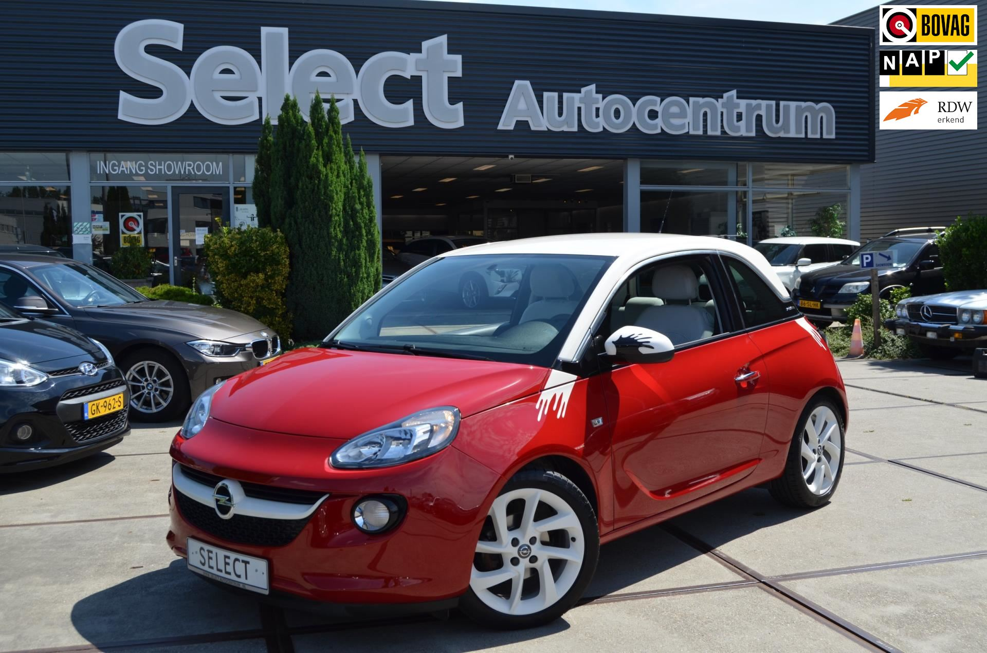 Opel ADAM occasion - Select Autocentrum