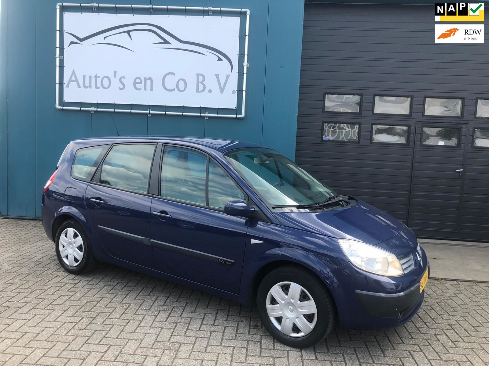 Renault Grand Scénic occasion - Auto's en Co B.V.