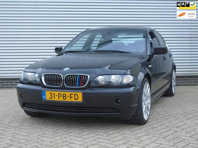 BMW 3-serie 316i Special Executive...LEER..NAVI..