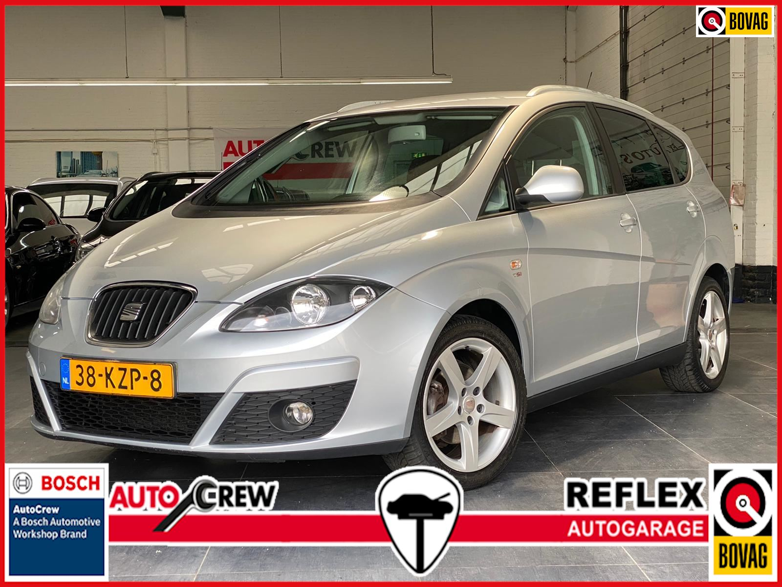 Seat Altea XL occasion - Garage REFLEX