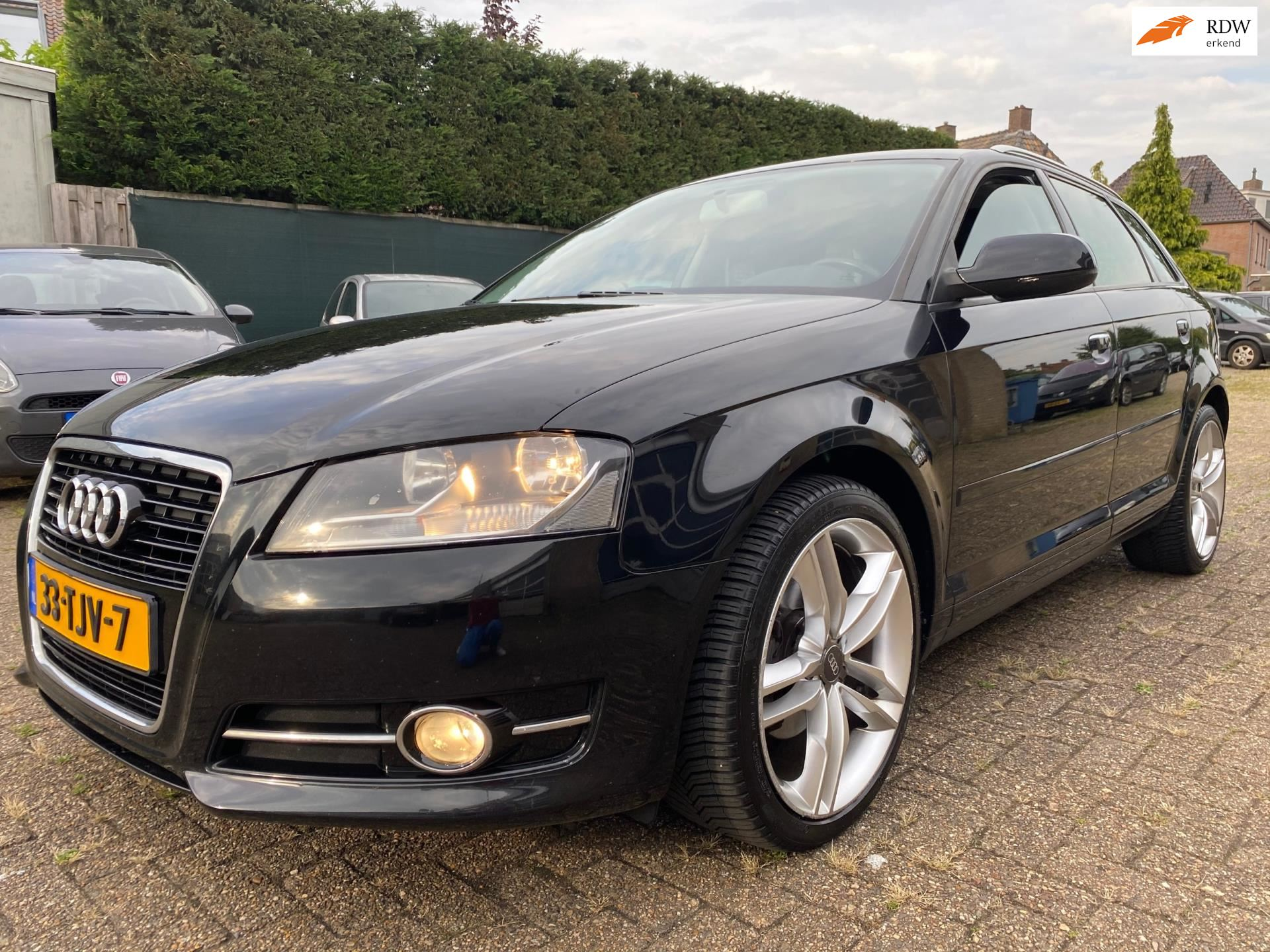 Audi A3 Sportback occasion - Joris Automotive