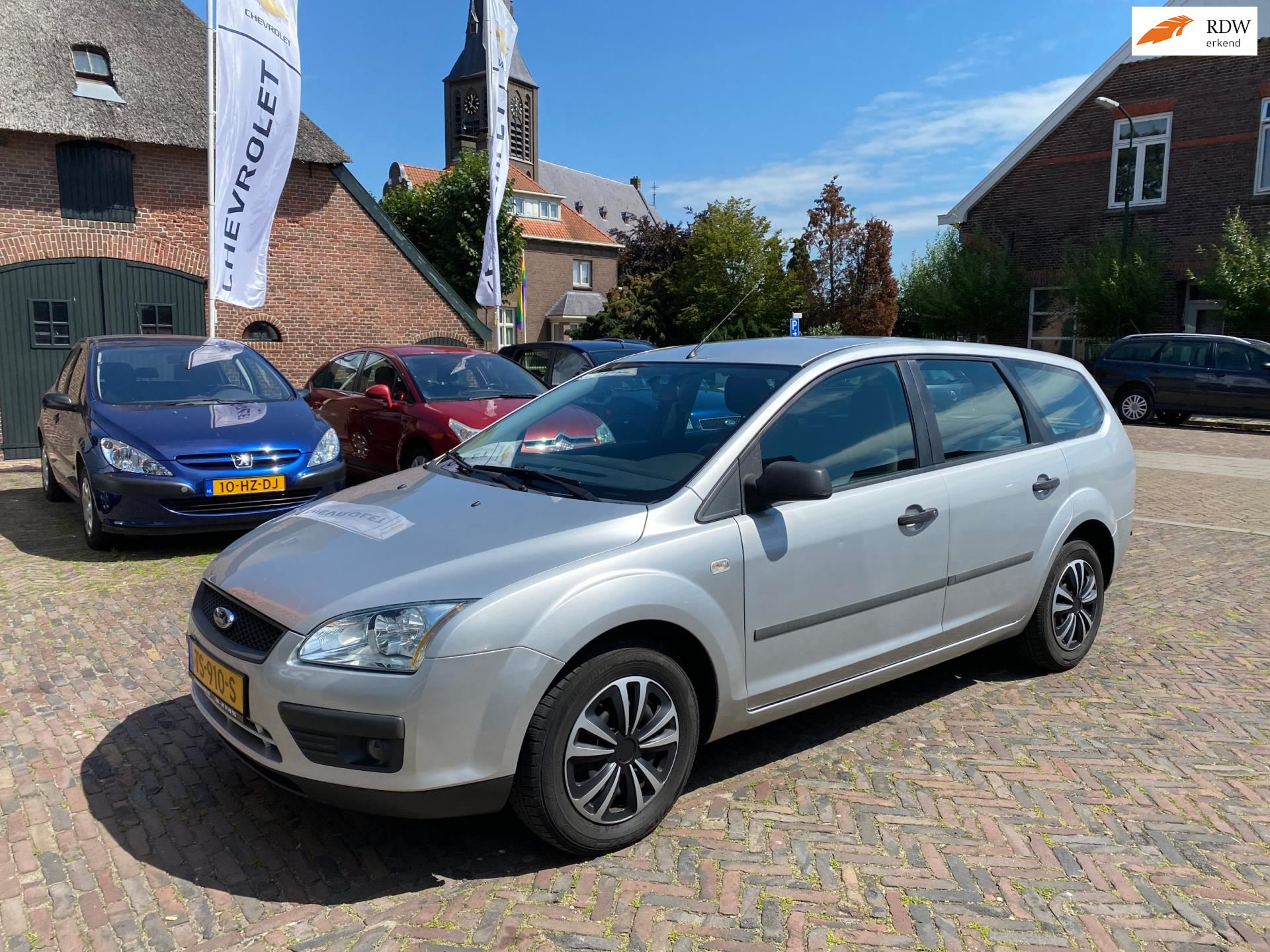 Ford Focus Wagon occasion - Pijman Auto's