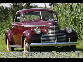 Chevrolet 1940 Special De Luxe Sport Coupe occasion - KennisCars.nl