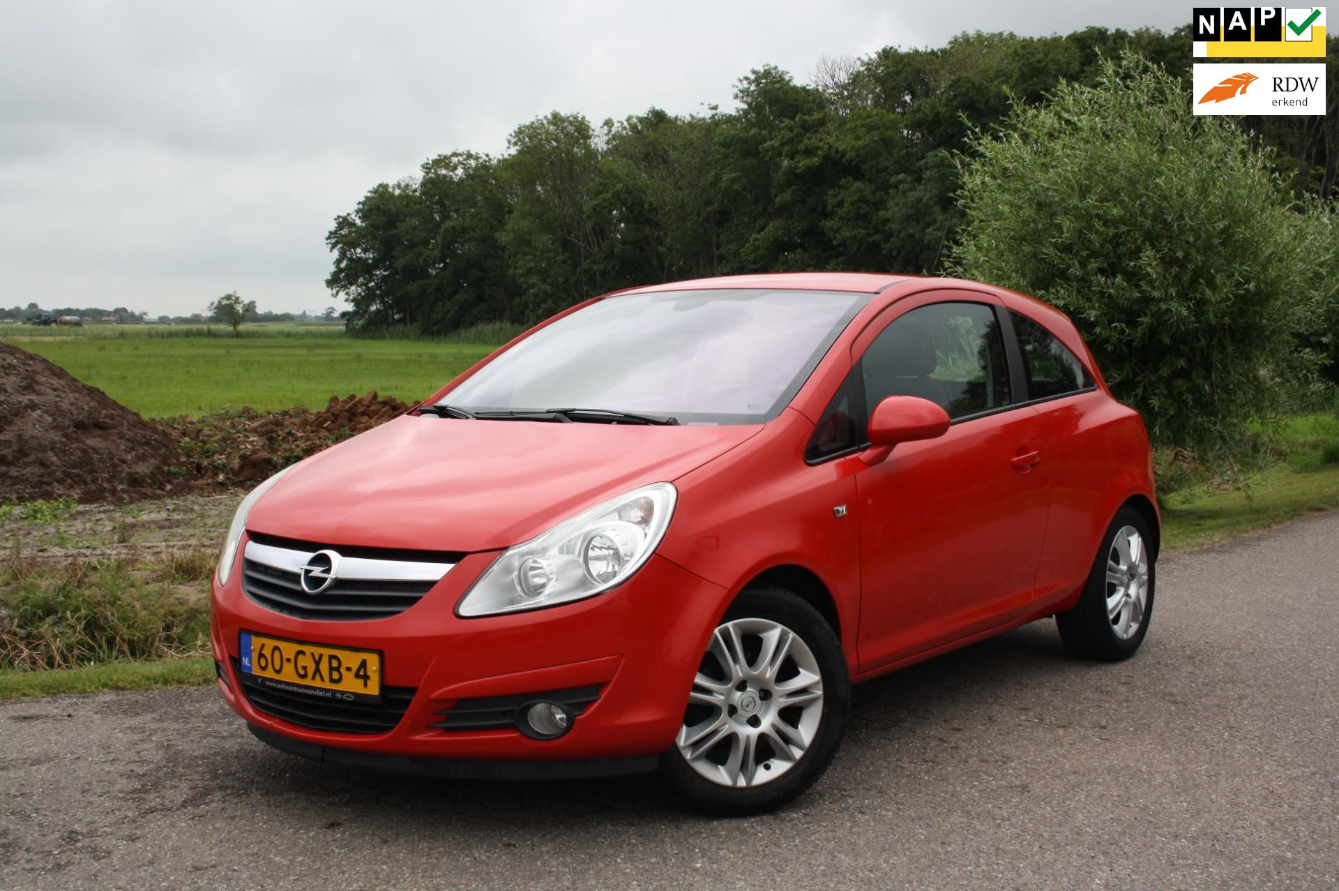 Opel Corsa occasion - Favoriet Occasions