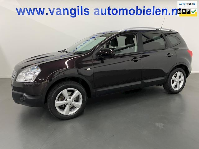 Nissan Qashqai +2 2.0 Connect Edition, navi, Panoramadak, (7-pers.)