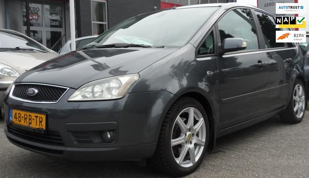 Ford Focus C-Max occasion - Gebo Auto's