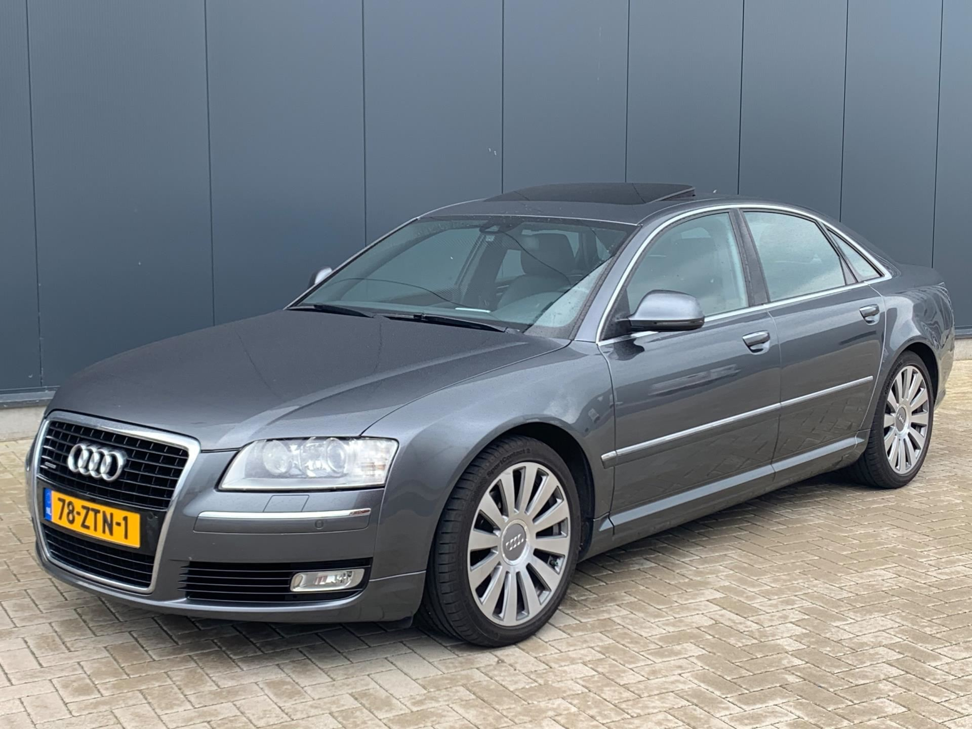 Audi A8 occasion - Dealer Outlet Cuijk b.v.