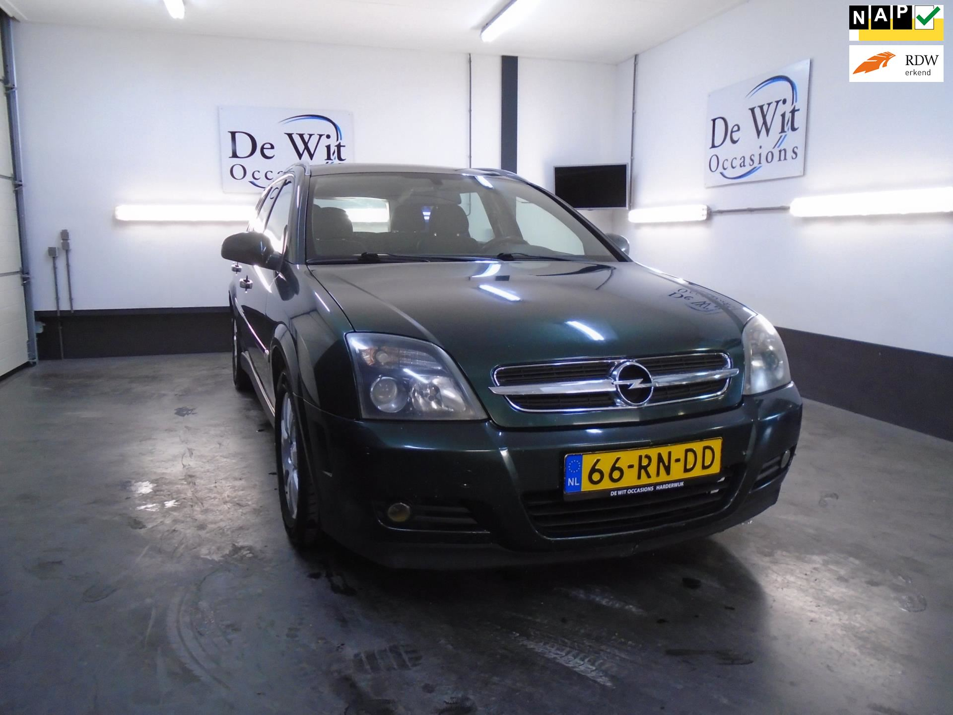 Opel Vectra Wagon occasion - De Wit Occasions