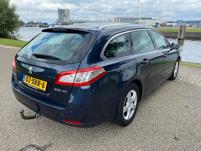 Peugeot 508 SW 1.6 THP Active/Pano/HUD/Navi/Xenon/NW distributie ketting!