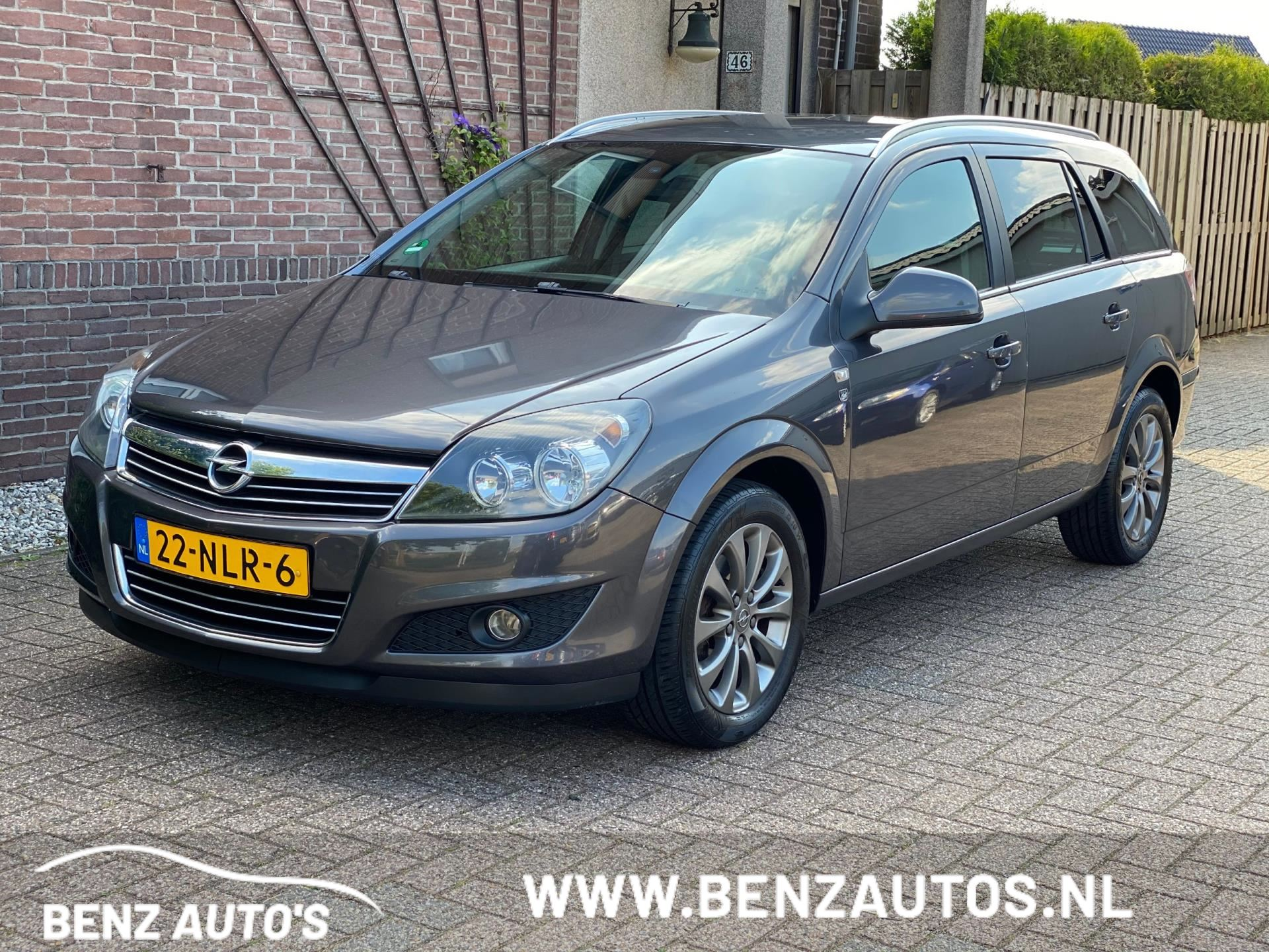 Opel Astra Wagon occasion - BENZ Auto's