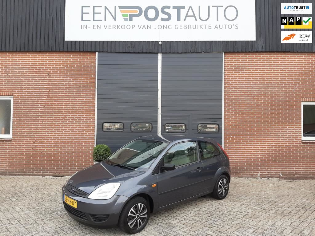 Ford Fiesta occasion - Een Post Auto