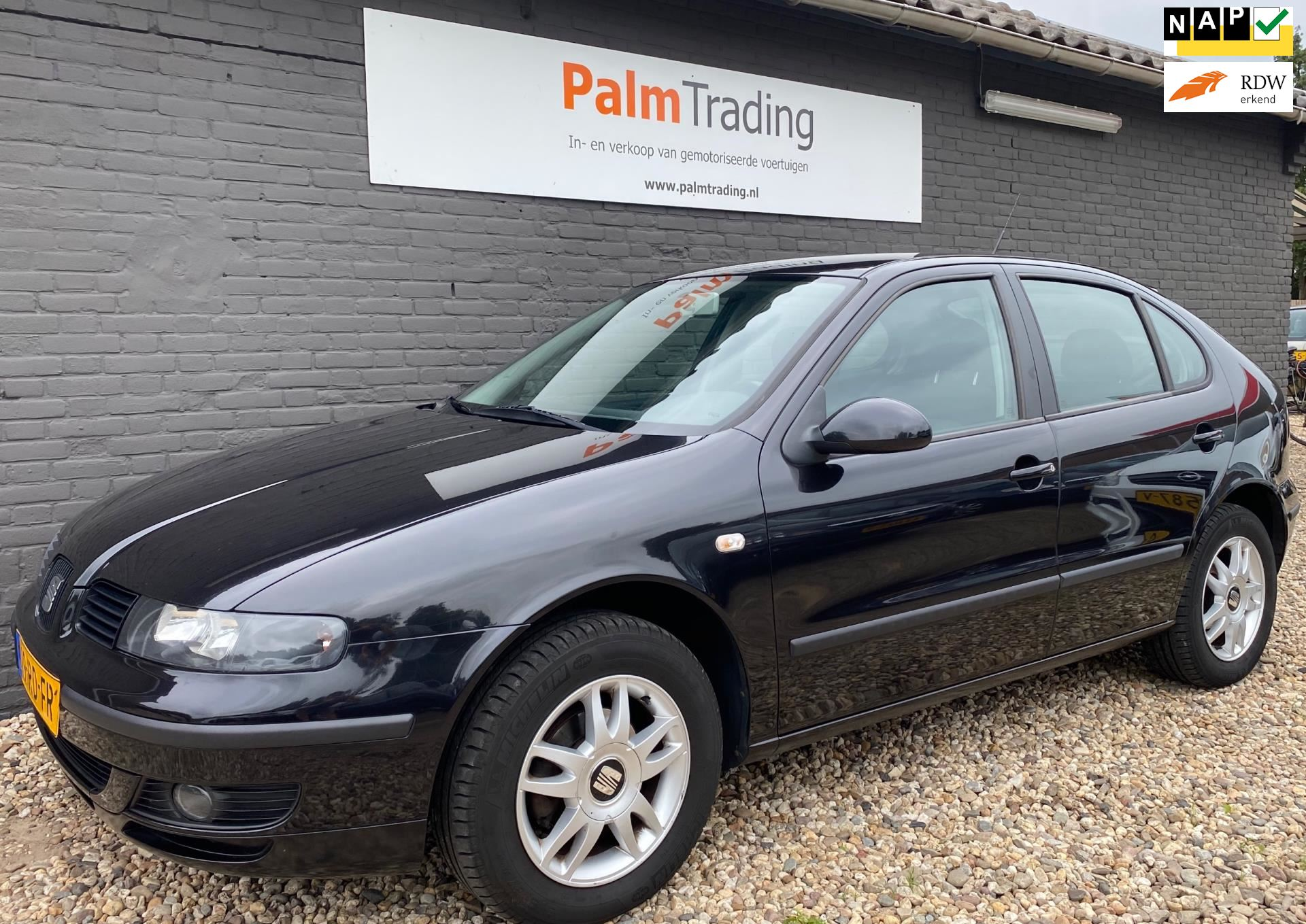 Seat Leon occasion - Palm Trading