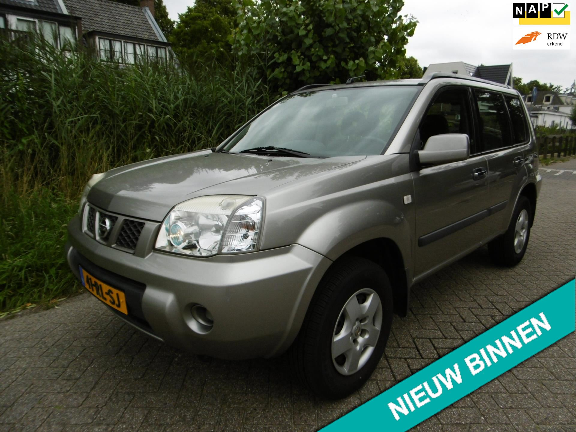 Nissan X-Trail occasion - Occasiondealer 't Gooi B.V.