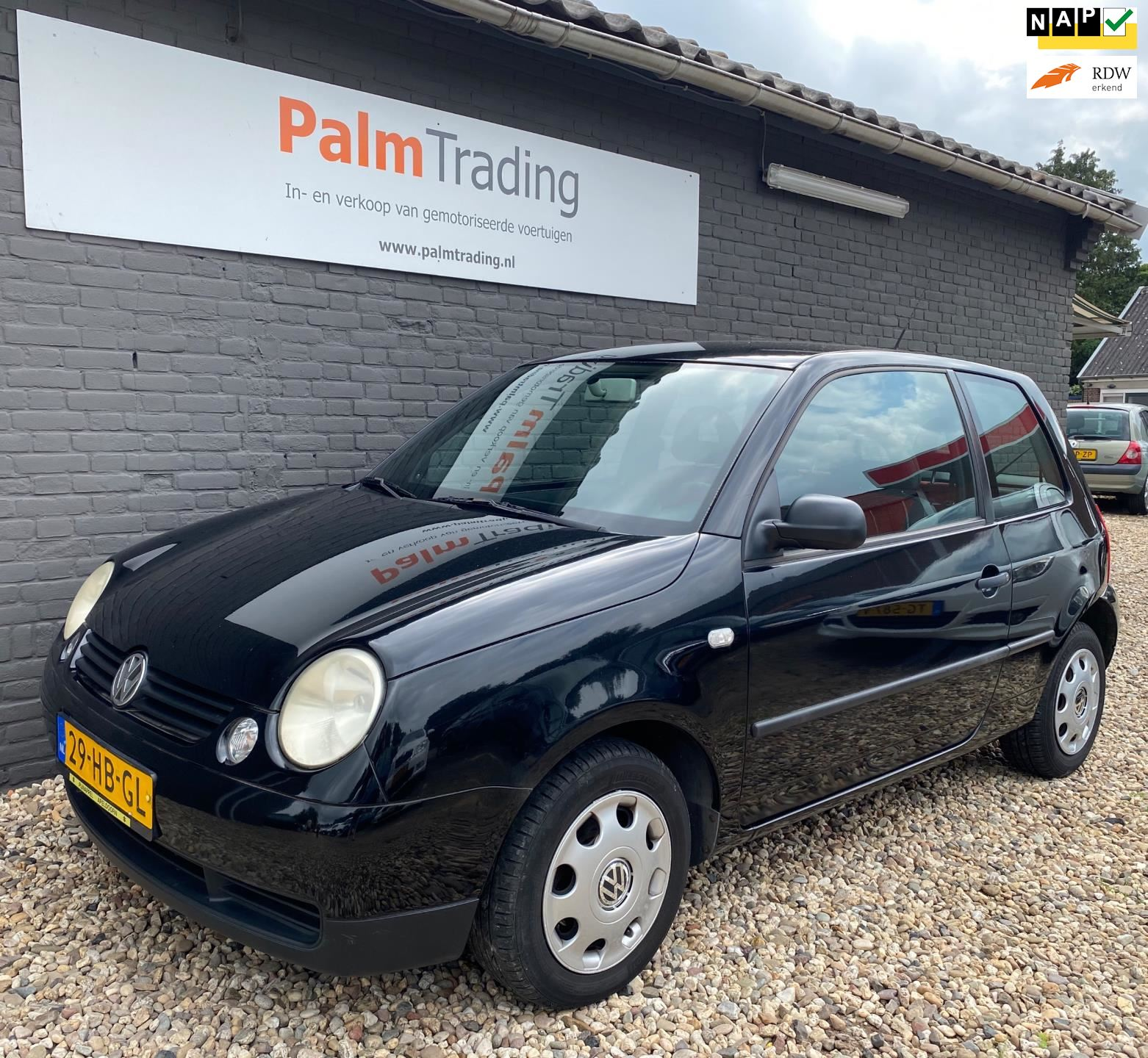 Volkswagen Lupo occasion - Palm Trading