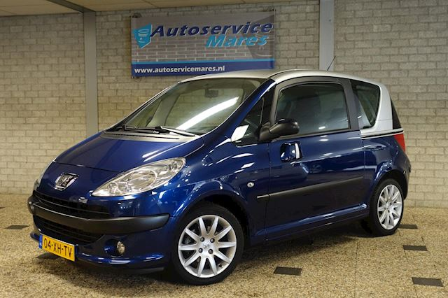 Peugeot 1007 1.6-16V Gentry, Automaat, Airco, Cruise